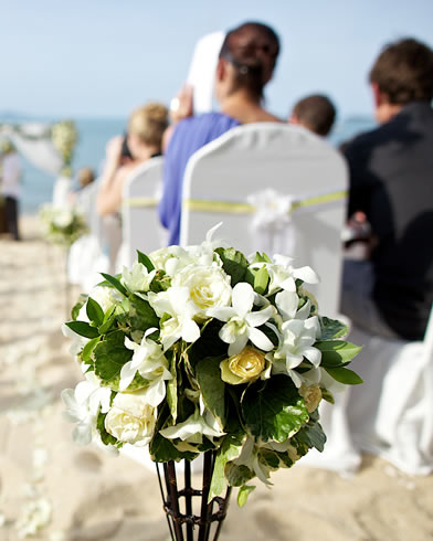 Costa Del Sol Wedding Ceremony